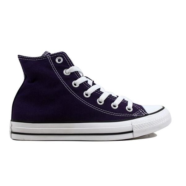 437c296702d9 Shop Converse Men s Chuck Taylor Hi Eggplant Purple 149516F - Free ...
