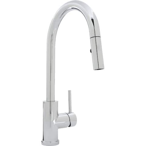 Mirabelle MIRXCRA101 Ravenel Pullout Spray Kitchen Faucet with Magnetic Docking -