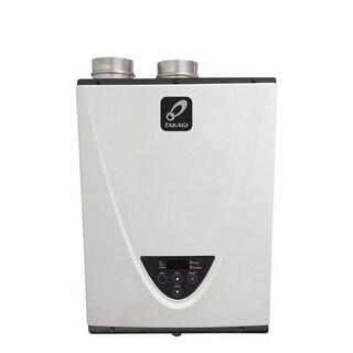 Takagi T-H3J-DV TH3 Series 160000 BTU Direct Vent Liquid Propane Whole House Tankless Water Heater