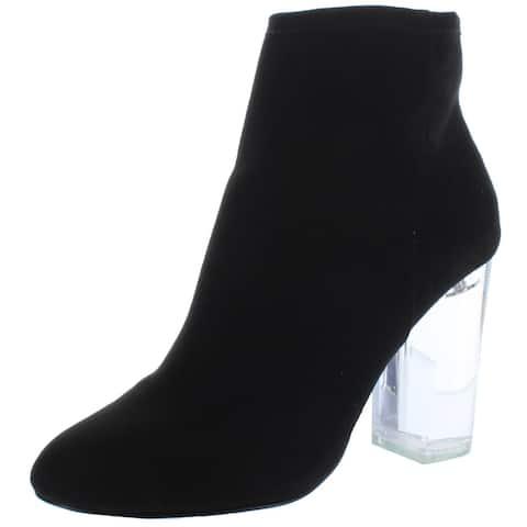 Call It Spring Women's Talcahuano Block Heel Ankle Bootie