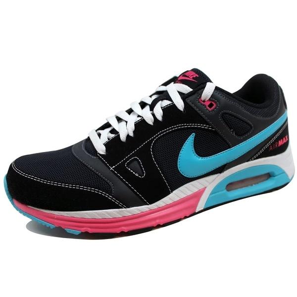 on sale c131a afd2f Nike Men  x27 s Air Max Lunar Black Chlorine Blue-Anthracite-