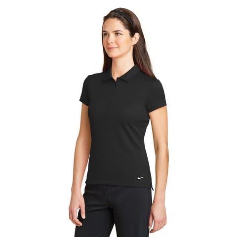Nike Women's DRI-FIT Pique Modern Fit Polo