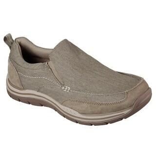 Skechers 64928 KHK Men's EXPECTED-TOMEN Loafers
