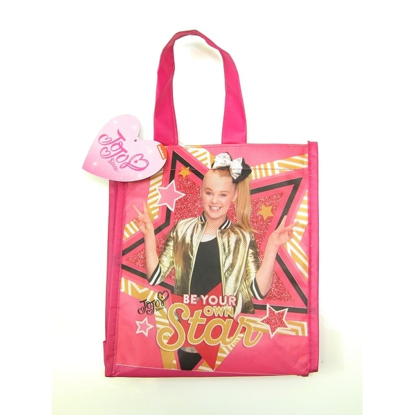 Shop Jojo Siwa Small Hand Tote Bag Be Your Own Star Free