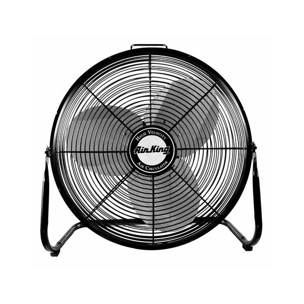 "Air King 9214 14"" 1650 CFM 3-Speed Industrial Grade Floor Fan - na"