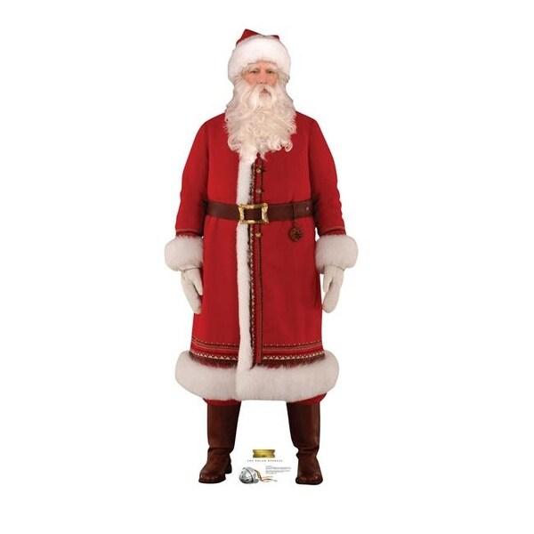 74 x 31 in. Santa - The Polar Express Cardboard Standup