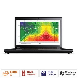 Lenovo 20HK0013US ThinkPad P71 Notebook w/ Intel Core i7-7700HQ 2.8 GHz Quad-Core Processor