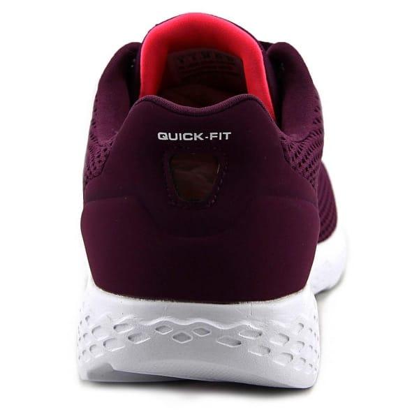 soltar Decrépito Compositor  Skechers Go Train-Hype Women Purple Cross Training Shoes - Overstock -  16131788