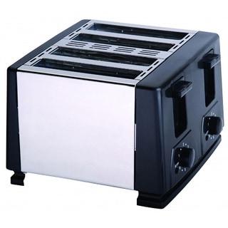 Brentwood 4 Slice Toaster (Black)