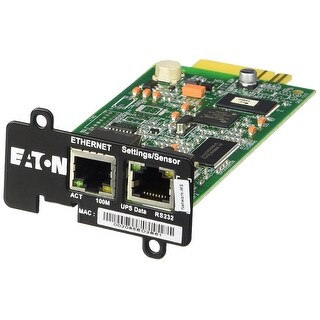 Eaton Network-Ms Network Card-Ms