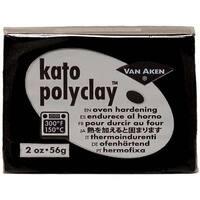 Black - Kato Polyclay 2Oz