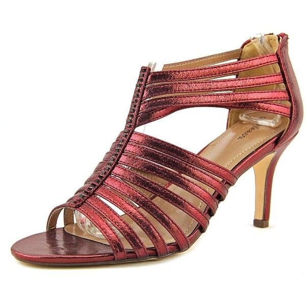 Style & Co Shaynaa Women Raisin Sandals