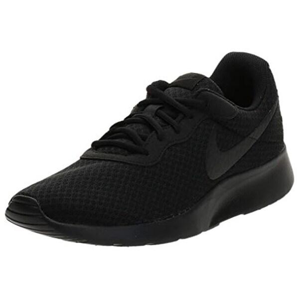 Nike Men's Tanjun Running Shoe, Black/Black/Anthracite
