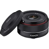 Rokinon AF 35mm f/2.8 FE Lens for Sony E - black