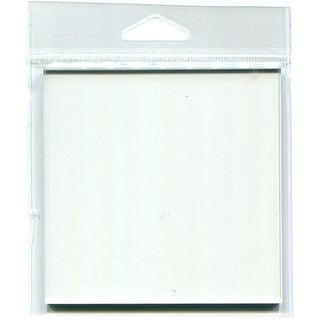 "Joggles Clear Acrylic Stamp Mount 5""X5""-5""X5"""