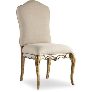 Hooker Furniture 5199-30310 41-1/4 Inch Tall Fabric Dining Chair from the Collec - N/A