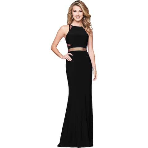 Faviana Womens Evening Dress Prom Full-Length
