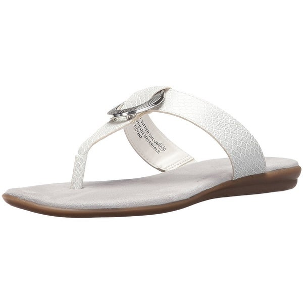 Aerosoles Womens Chlub Open Toe Casual