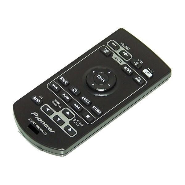 OEM Pioneer Remote Control Originally Shipped With: AVH5400DVD, AVH-5400DVD, AVHP6300BT, AVH-P6300BT