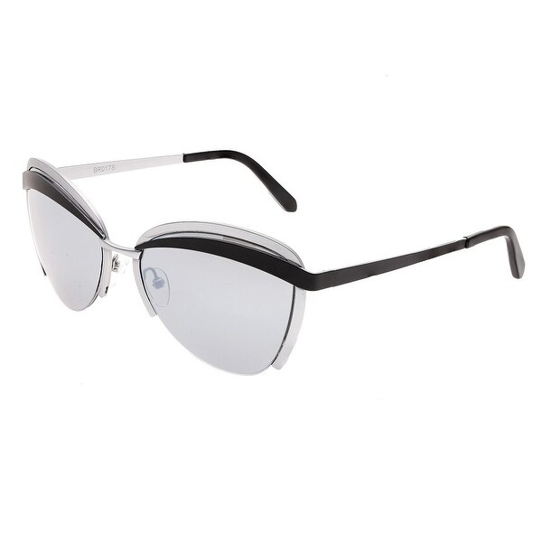 a9412349ae2 Shop Bertha Aubree Women s Titanium Sunglasses - 100% UVA UVB Prorection - Polarized  Lens - Multi - On Sale - Free Shipping Today - Overstock.com - 22668761
