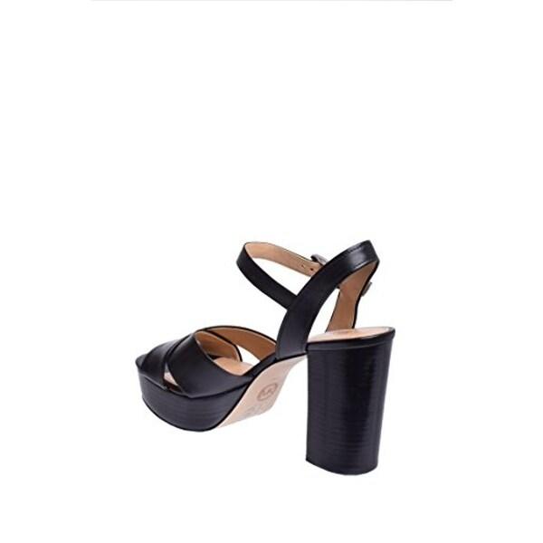 MICHAEL Michael Kors Womens Divia Platform Sandals Strappy Ankle