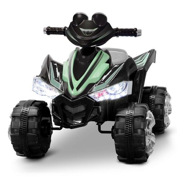 Shop Kidzone Kids Ride On ATV Car 12V Battery Powered