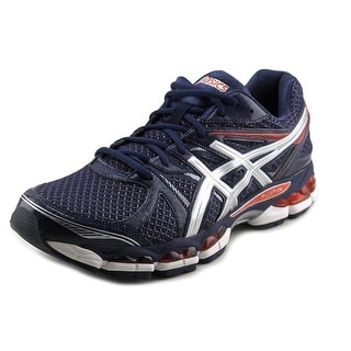 Asics Gel-Evate 2 Women Round Toe Synthetic Blue Running Shoe
