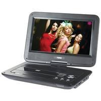 Naxa NAXNPD1003G NAXA 10  Inch TFT LCD Swivel-Screen Portable DVD Player