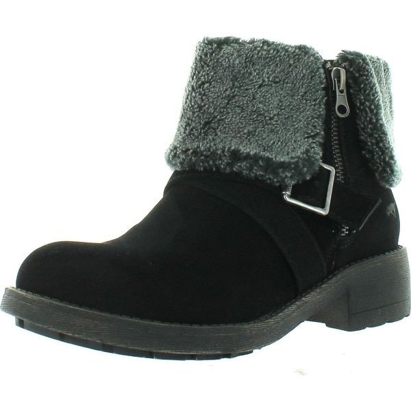 Rocket Dog Women's Tobie Hush Fabric Herman Knit Boot