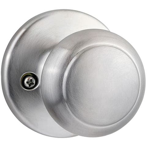 Kwikset 488CV Cove Reversible Non-Turning One-Sided Dummy Door Knob
