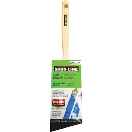 "Shur-Line 2.5"" Angle Paint Brush"