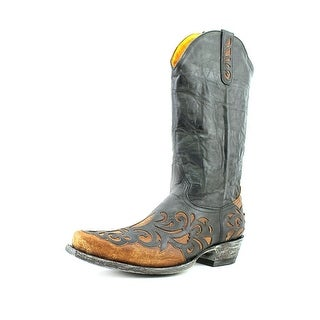 "Old Gringo Gallardo 13""   Pointed Toe Leather  Western Boot"