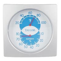 Taylor 5504 Indoor Humidiguide & Thermometer