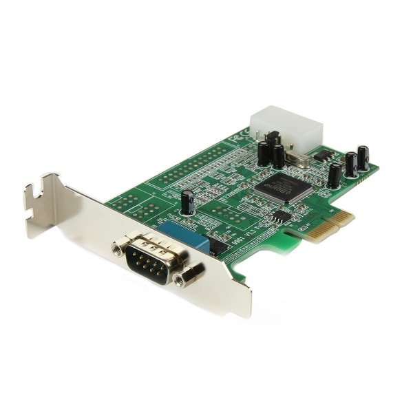 Startech Pex1s553lp 1 Port Low Profile Native Rs232 Pci Express Serial Card