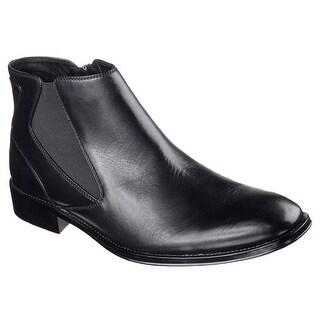 Skechers 68915 BLK Men's GOODMAN Boot