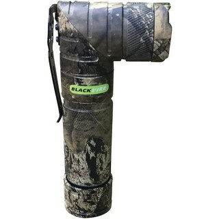Blackfire(r) bbm980mo 250-lumen twist led mossy oak(r) flashlight