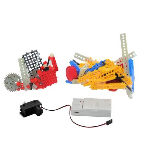 Vivitar DIY Motor Operated Ferris Wheel with Battery Pack