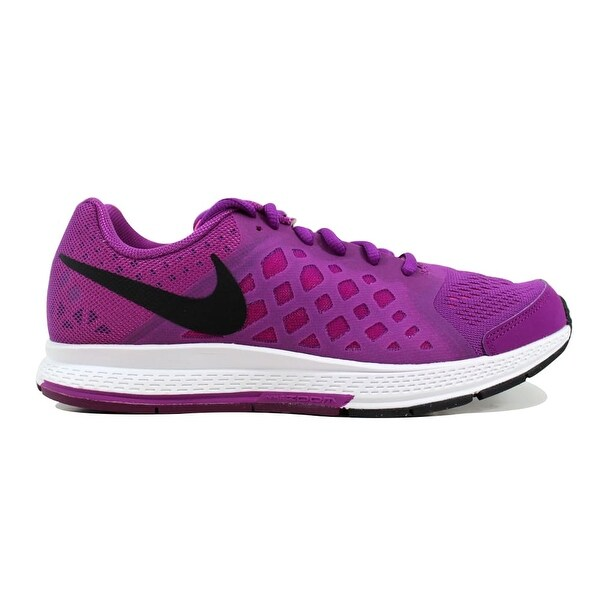 huge discount 38ad0 1b23b Nike Grade-School Zoom Pegasus 31 Bold Berry Black-White-Pink 654413