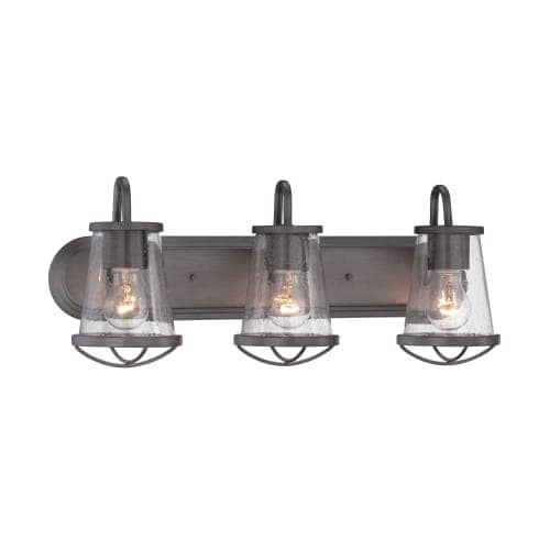 Bathroom Vanity Lights Overstock : Designers Fountain 87003 Darby 3 Light Bathroom Vanity Light - Free Shipping Today - Overstock ...