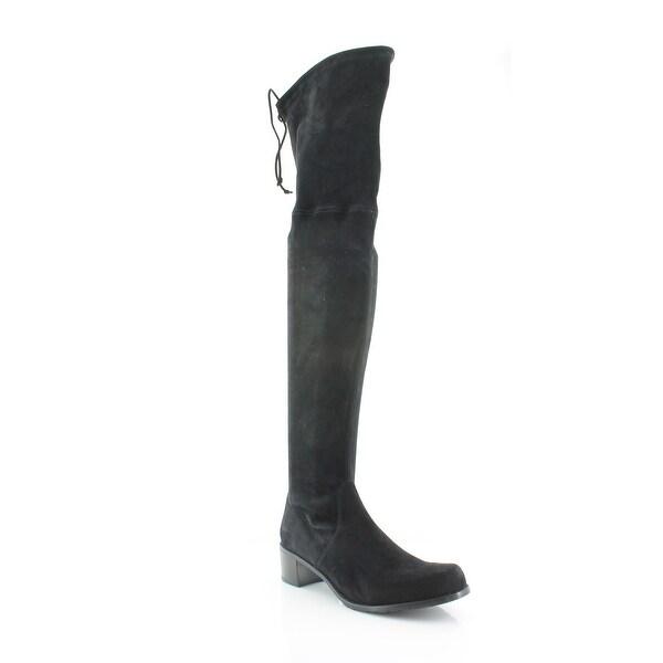 Stuart Weitzman Midland Women's Boots Black