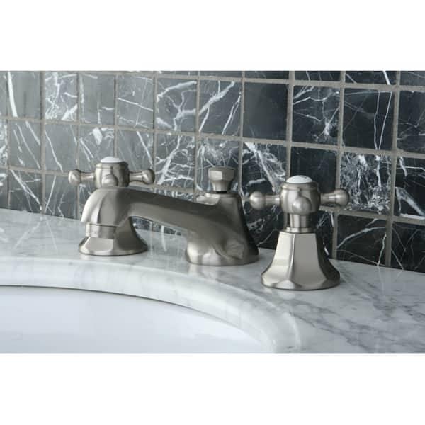 Kingston Brass Ks446 Bx Metropolitan 1 2 Gpm Widespread Bathroom Overstock 29854702
