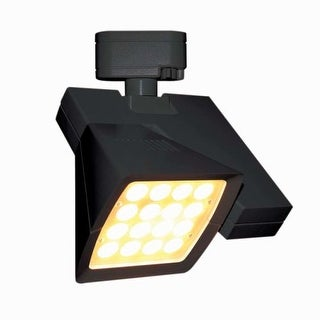 """WAC Lighting J-LED40E-35 LEDme Logos Low Voltage 9.75"""" Wide Energy Star 3500K High Output LED Track Head for J-Track Systems"""