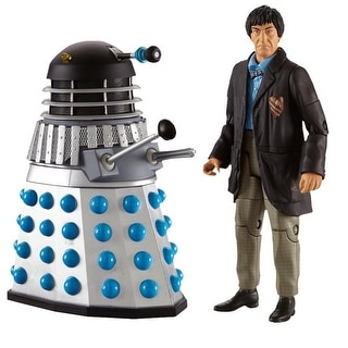"Doctor Who 10th Doctor with Dalek 6"" Figure Set"