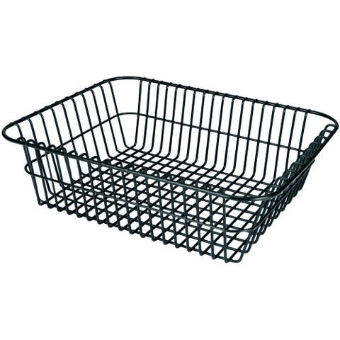 "IGLOO Wire Basket for 128 qt. and 165 qt. Non-Rotomold Coolers - Black - 15.82"" x 12.63"" x 4.66"""