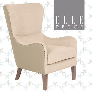 Link to Elle Decor Wingback Chair Similar Items in Arm Chairs