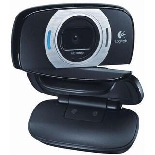 Logitech HD Webcam C615. HD Video Calling and Sharing