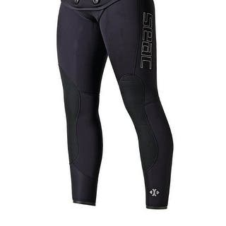 Seac Apnea Wetsuit PANTS PYTHON PLUS BLACK 5 MM|https://ak1.ostkcdn.com/images/products/is/images/direct/268981df9a669372bef112c531fe6c94f2fb6383/Seac-Apnea-Wetsuit-PANTS-PYTHON-PLUS-BLACK-5-MM.jpg?impolicy=medium