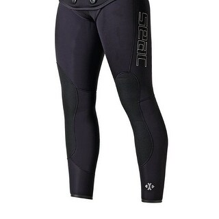 Seac Apnea Wetsuit PANTS PYTHON PLUS BLACK 5 MM