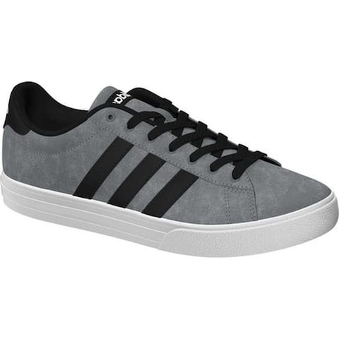 9a8cb59cb2 adidas Men s Daily 2.0 Low Top Sneaker Grey Three F17 Core Black FTWR White