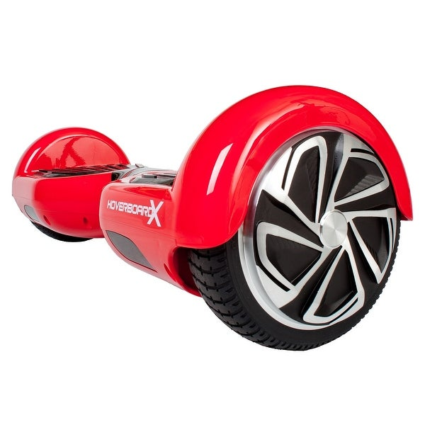 HoverboardX HBX-2 Hoverboard with Bluetooth, UL2272 Certified